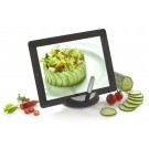 Chef tabletstandaard met touchpen