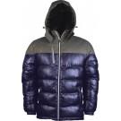 Tweekleurige jas