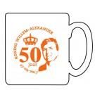 Mok Willem Alexander 50 jaar